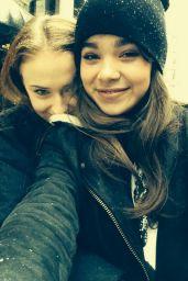 Sophie Turner - Twitter & Instagram Personal Pics, Winter 2015
