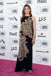 Stana Katic - 2015 Film Independent Spirit Awards in Santa Monica