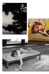 Suki Waterhouse - InStyle Magazine (US) March 2015 Issue