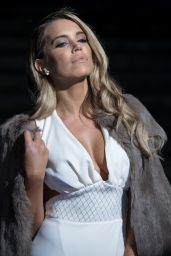 Sylvie Meis - Cinema for Peace in Berlin, February 2015