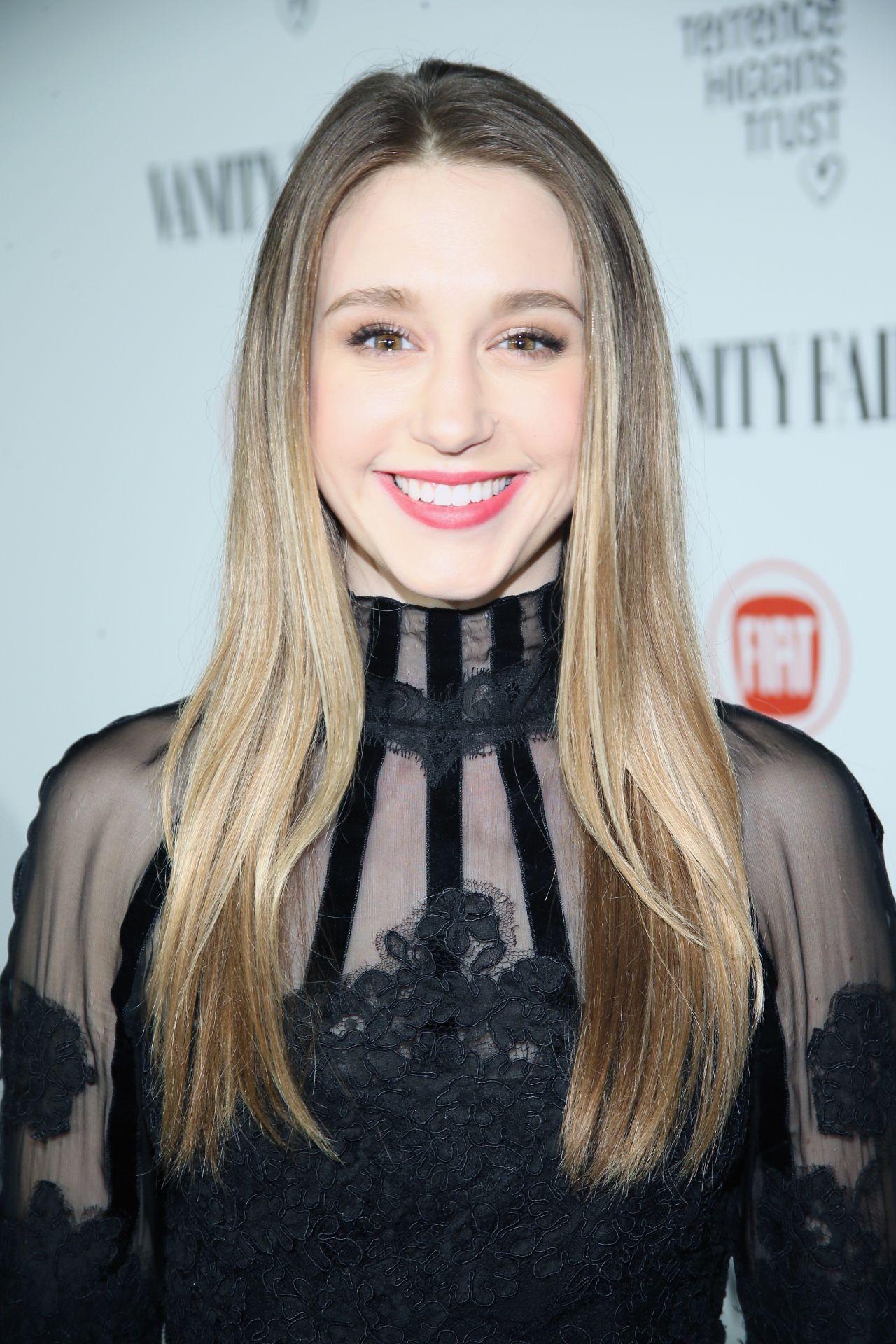 Taissa Farmiga – Vanity Fair and FIAT celebration of Young Hollywood in Los Angeles, February 2015