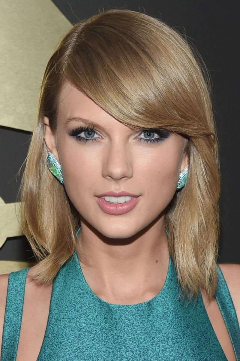 Taylor Swift 2015 Grammy Awards In Los Angeles