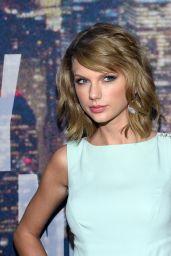 Taylor Swift – 2015 SNL Celebration in New York City