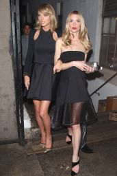 Taylor Swift and Jaime King - Leaving Warner Music Group