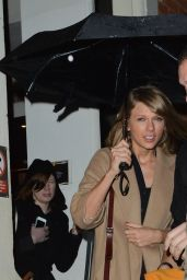Taylor Swift at London