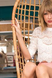 Taylor Swift - Keds Photoshoot 2015