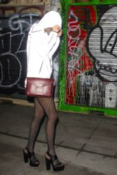 Taylor Swift Night Out Style - Los Angeles, February 2015
