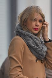 Taylor Swift Style - Out in NYC, February 2015