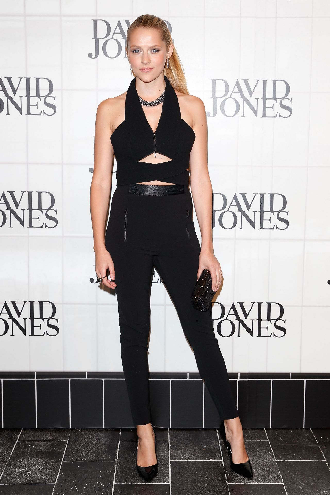 Teresa Palmer - David Jones Autumn / Winter 2015 Fashion Launch in Sydney