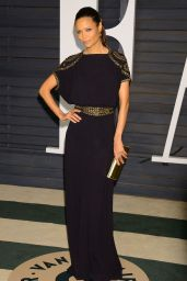 Thandie Newton- 2015 Vanity Fair Oscar Party in Hollywood