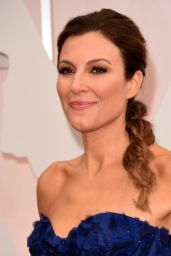 Thea Andrews – 2015 Oscars in Hollywood