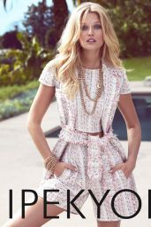 Toni Garrn - Ipekyol Spring/Summer 2015 Collection