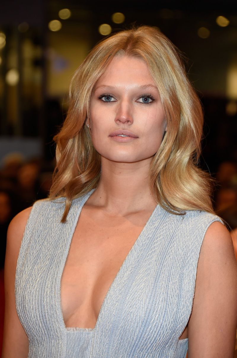 Toni Garrn – 'Nobody Wants the Night' Premiere at 2015 Berlinale International Film Festival