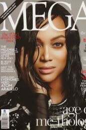 Tyra Banks - Mega Magazine February 2014 Issue