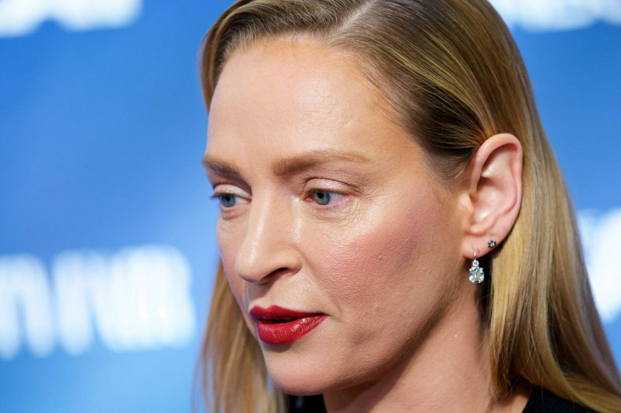 Uma Thurman – 'The Slap' Premiere Party in New York City