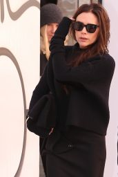 Victoria Beckham Style - Out in New York CIty, February 2015