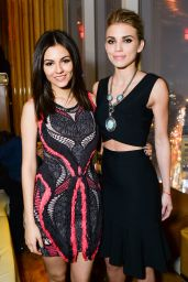 Victoria Justice - BCBGMAXAZRIA & The Daily Front Row Celebrate NY Fashion Week, Feb. 2015