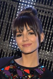 Victoria Justice - DKNY Fashion Show in New York City, February 2015