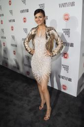 Victoria Justice - Vanity Fair and FIAT celebration of Young Hollywood in Los Angeles, February 2015