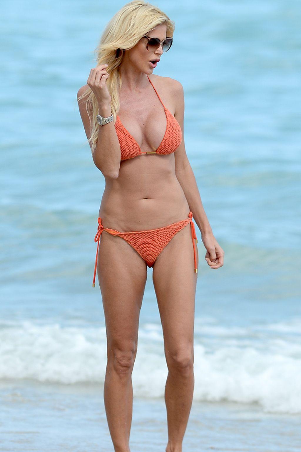 Bikini Victoria Silvstedt nude (92 foto and video), Ass, Bikini, Twitter, panties 2015