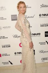 Yvonne Strahovski – 2015 Elton John AIDS Foundation's Oscar Viewing Party in Hollywood