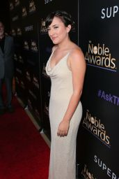 Zelda Williams – 2015 Noble Awards in Beverly Hills