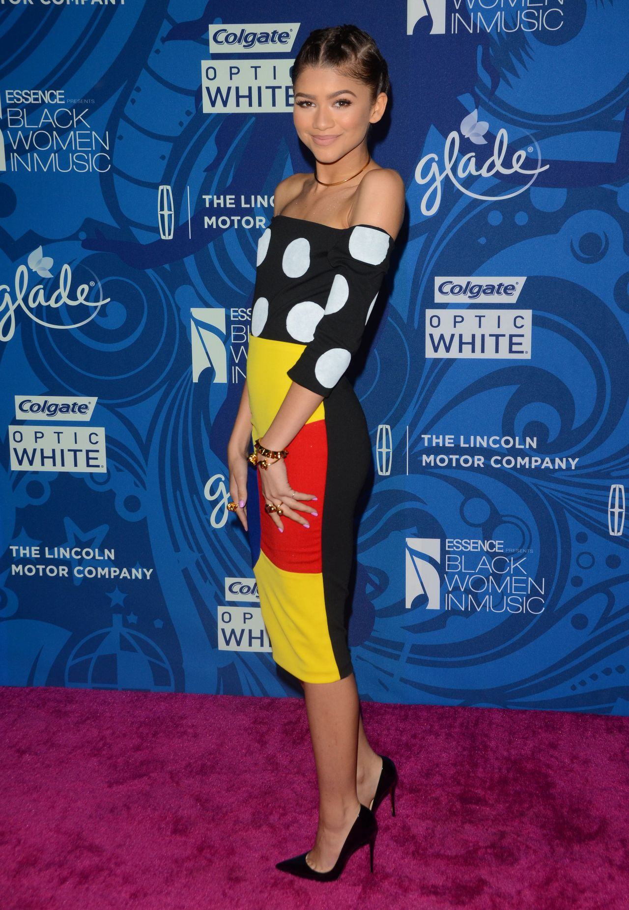 Zendaya - 2015 Essence Black Women In Music Event-1791