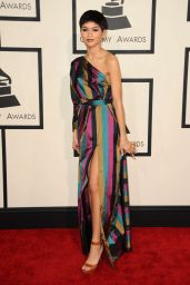 Zendaya – 2015 Grammy Awards in Los Angeles