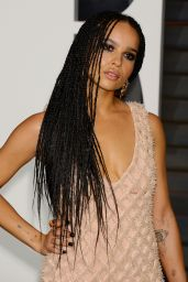 Zoe Kravitz - 2015 Vanity Fair Oscar Party in Hollywood