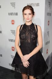 Zoey Deutch – Vanity Fair and FIAT celebration of Young Hollywood in Los Angeles, February 2015