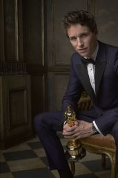 2015 Vanity Fair Oscar Party Portraits