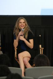 "Halston Sage - ""Paper Towns"" Trailer Premiere in New York, March 18, 2015"