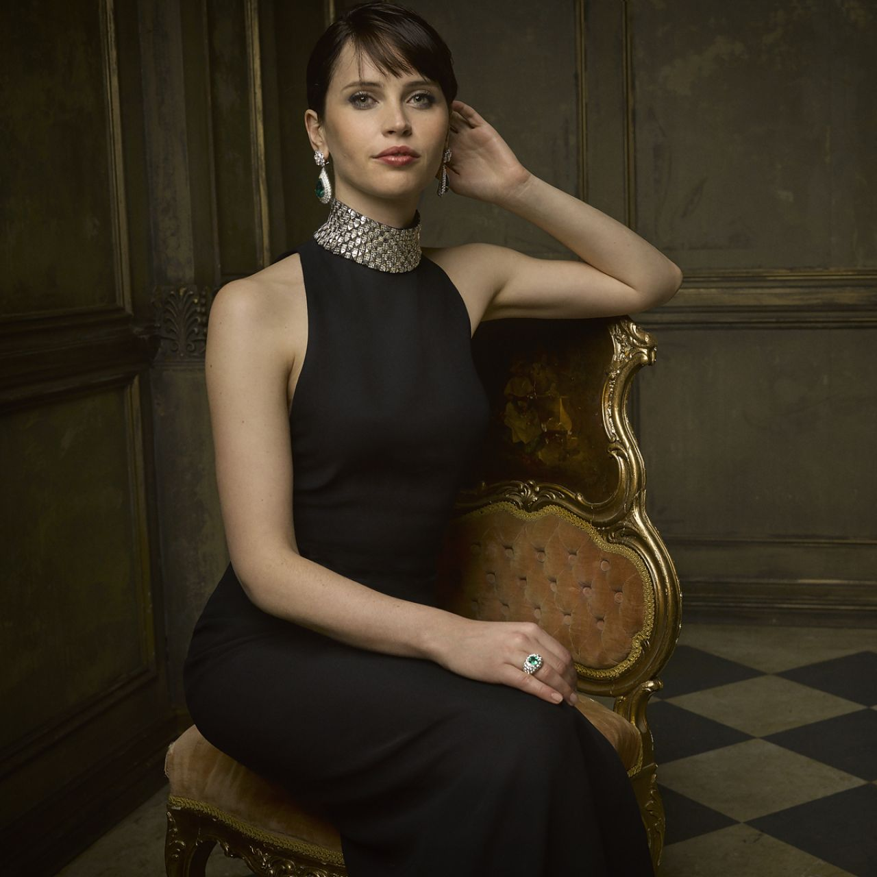 2015 Vanity Fair Oscar Party Portraits, Part III