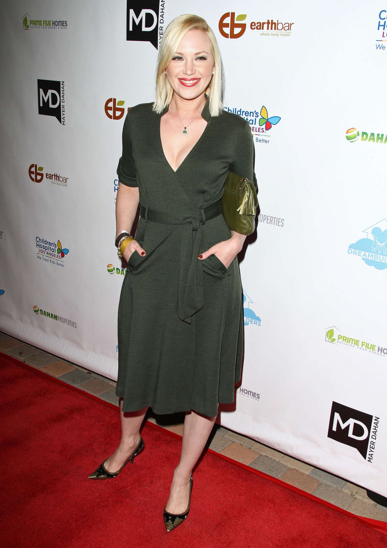 Adrienne Frantz – 2015 Dream Builders Project 'A Brighter Future For Children' Gala