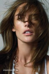 Alessandra Ambrosio – Vogue Magazine (Turkey) March 2015 issue