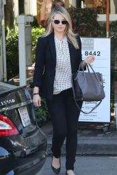 Ali Larter Casual Style - Shopping in West Hollywood, March 2015