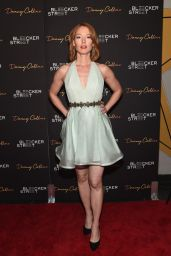 Alicia Witt - Danny Collins premiere in New York City