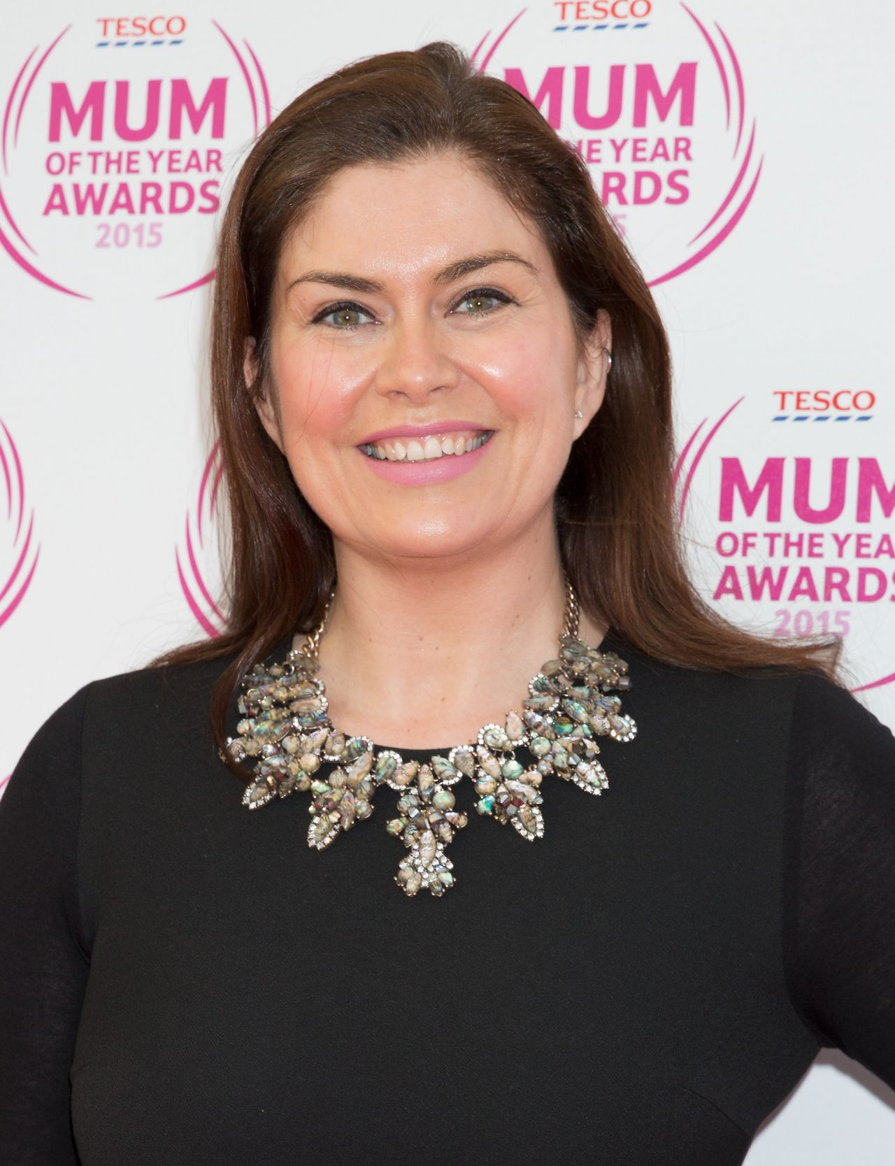 Amanda Lamb – 2015 Tesco Mum Of The Year Awards in London