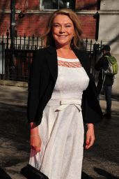 Amanda Redman - 2015 Tesco Mum Of The Year Awards in London