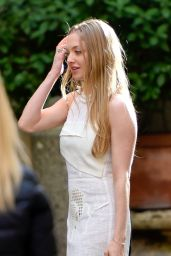 Amanda Seyfried - Photoshoot in Rome, March 2015