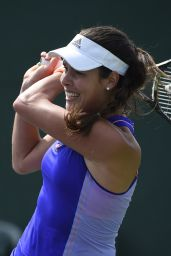 Ana Ivanovic – 2015 Miami Open Tennis Tournament in Key Biscayne – 1st Round