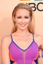 Anna Camp – 2015 iHeartRadio Music Awards in Los Angeles