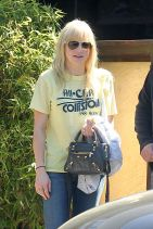 Anna Faris - Out in Los Angeles, March 2015