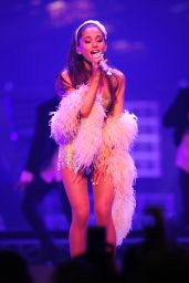 Ariana Grande Performing in Pittsburgh - March 2015