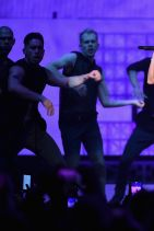 Ariana Grande Performs at The Honeymoon Tour  - Madison Square Garden in New York
