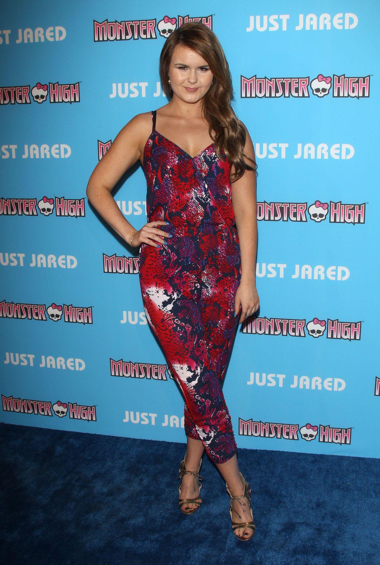 Ashlee Keating - Just Jared