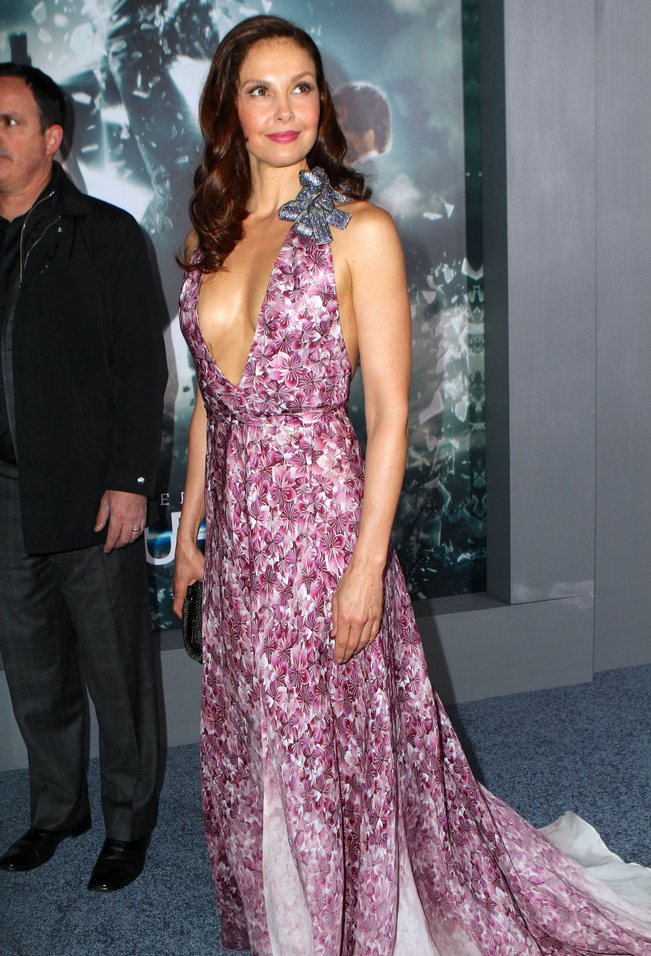 Ashley Judd Insurgent Premiere In New York City