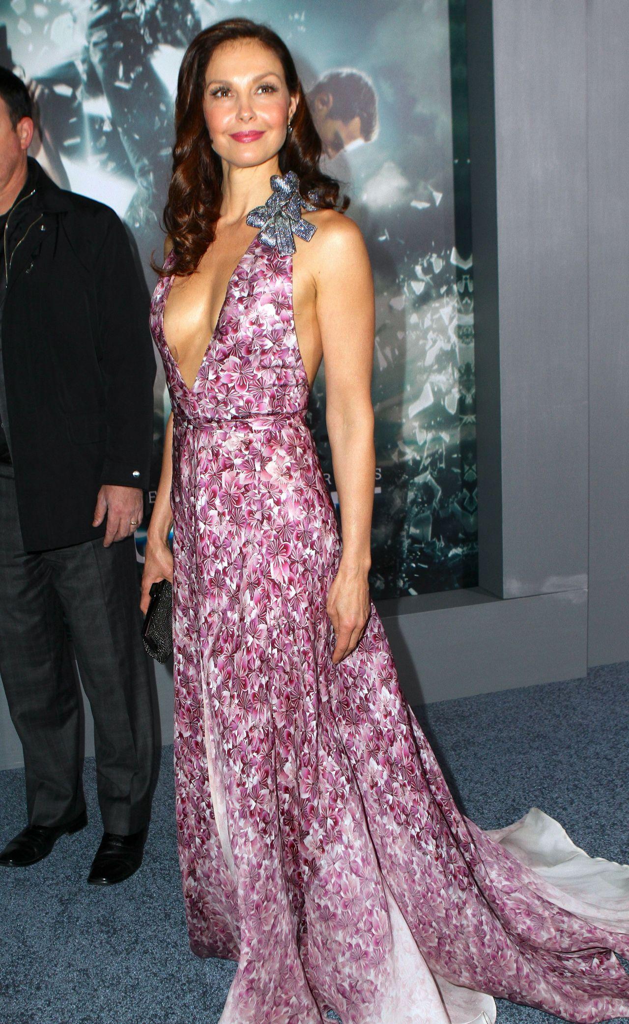 Ashley Judd Insurgent Premiere In New York City