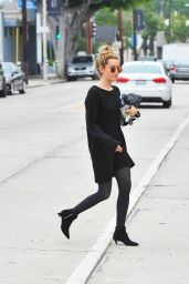 Ashley Tisdale out in West Hollywood, March 2015