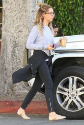 Ashley Tisdale Street Style - West Hollywood, March 2015